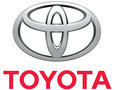 Toyota pasvorm automatten