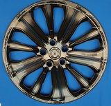 Wieldoppen Renault 20 inch Vortex Aerodesign Noir Diamant. 40 31 520 77R_