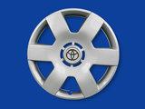 Wieldoppen Toyota Aygo 14 inch  TOY452L14_