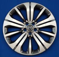 Wieldoppen Renault 20 inch Vortex Aerodesign Noir Diamant. 40 31 520 77R