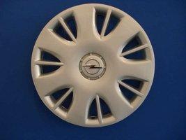 Wieldoppen Opel Corsa 15 inch  OPL463L15