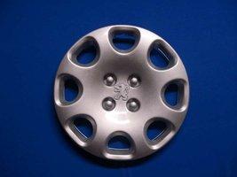 Wieldoppen Peugeot 307 15 inch  PEU46415