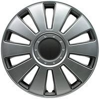 4-Delige Wieldoppenset Pennsylvania 16-inch zilver/charcoal grijs