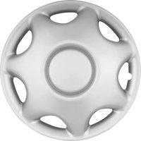 4-Delige Wieldoppenset Alabama 2 14-inch zilver