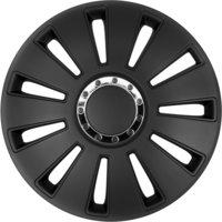 4-Delige Wieldoppenset Silverstone Pro 16-inch zwart