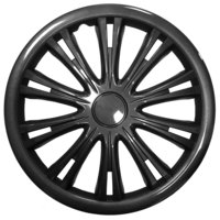 4-Delige G3 wieldoppenset Bologna 14 inch antraciet