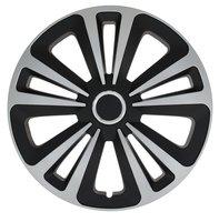 Wieldoppenset Terra Ring Mix Zilver/Zwart 13 Inch