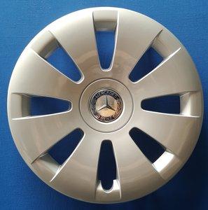 Wieldoppen Mercedes Vito 16 inch MB 4474000125 9705