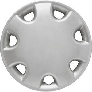 4-Delige Wieldoppenset Colorado 12-inch zilver