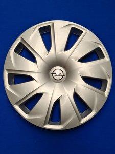 Wieldoppen Opel Astra K 15 inch GM 13409777