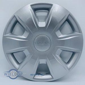 Wieldoppen Dacia Logan/Sandero 15 inch  8200789772 (Tisa)
