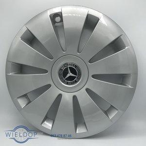 Wieldoppen Mercedes A Klasse/B Klasse/Citan 15 inch. 2474000500/2464010024