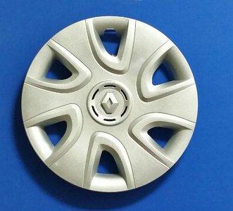 Wieldoppen Renault Clio 4    15 inch   REN80915