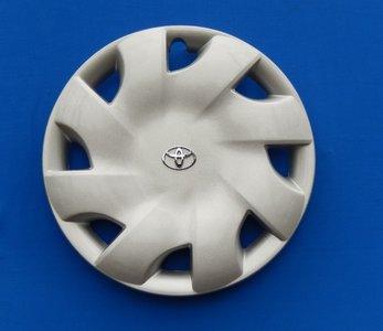 Wieldoppen Toyota IQ 15 inch  TOY485L15O