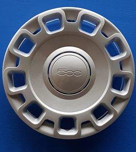 Wieldoppen Fiat 500 15 inch FIA76215