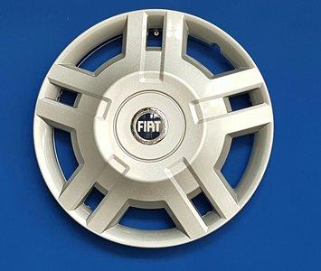 Wieldoppen Fiat Ducato 15 inch Blauw FIA76015BL