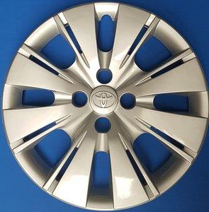 Wieldoppen Toyota Yaris 15 inch TOY80515