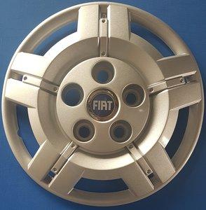 Wieldoppen Fiat Ducato 16 inch FIA76016BL